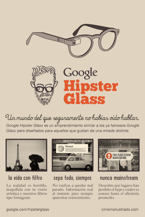 Descubriendo el Hipster Glass